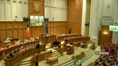 Ședința în plen a Camerei Deputaților României din 24 august 2021
