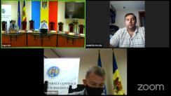 Ședința Comisiei Electorale Centrale din 26 august 2021