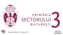 Ședința ordinară a Consiliului Local Sector 3 din 26 august 2021