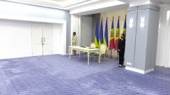 Declarații de presă susținute de Prim-ministrul Republicii Moldova, Natalia Gavrilița, și Prim-ministrul Ucrainei, Denys Shmyhal