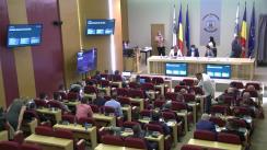 Ședința Consiliului General al Muncipiului București din 1 septembrie 2021
