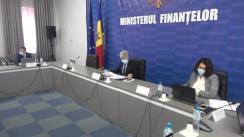 Consultări publice privind proiectul Planului de acțiuni al Guvernului pentru anii 2021-2022 în domeniul finanțe publice