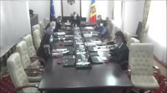 Ședința Consiliului Superior al Magistraturii din 7 septembrie 2021