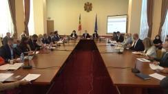 Consultări publice privind proiectul Planului de acțiuni al Guvernului pentru anii 2021-2022 în domeniul educație și cercetare; tineret și sport; relații interetnice
