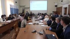 Consultări publice privind proiectul Planului de acțiuni al Guvernului pentru anii 2021-2022 în domeniile muncii și protecției sociale
