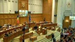 Ședința în plen a Camerei Deputaților României din 6 septembrie 2021