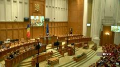 Ședința în plen a Camerei Deputaților României din 7 septembrie 2021