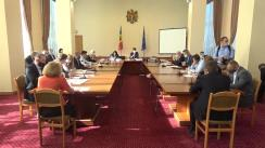 Consultări publice privind proiectul Planului de acțiuni al Guvernului pentru anii 2021-2022 în domeniul infrastructură și dezvoltare regională