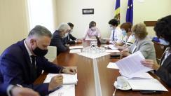 Ședința Comisiei economie, buget și finanțe din 9 septembrie 2021