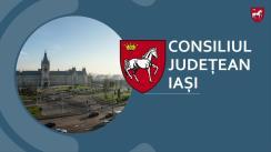 Ședința Consiliului Județean Iași din 14 septembrie 2021