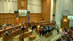 Ședința în plen a Camerei Deputaților României din 14 septembrie 2021