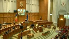 Ședința în plen a Camerei Deputaților României din 15 septembrie 2021