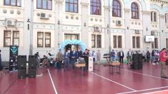 Participarea Prim-ministrului României Florin Cîțu la ceremonia deschiderii noului an școlar la Colegiul Național Gheorghe Lazăr din București