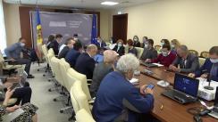 Audieri publice asupra proiectului de Lege nr. 199 din 14 august 2021 pentru modificarea unor acte normative (privind digitalizarea economiei naționale)