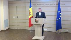 Declarațiile lui Vadim Fotescu în timpul ședinței Parlamentului Republicii Moldova din 16 septembrie 2021