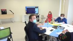 """Moldova Media Literacy Forum. Masterclass III """"Integrarea conceptelor de Educație pentru media în cadrul disciplinelor umaniste"""""""