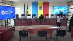 Ședința Comisiei Electorale Centrale din 17 septembrie 2021
