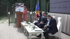 """Evenimentul de lansare a Proiectului USAID """"Instanțe Judecătorești Model"""""""