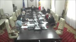 Ședința Consiliului Superior al Magistraturii din 21 septembrie 2021