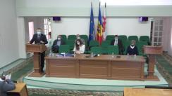 """Conferința științifică """"Managementul sănătății publice: realizări, provocări și perspective. In Memoriam prof. Eugen Popușoi"""", ziua a II-a"""