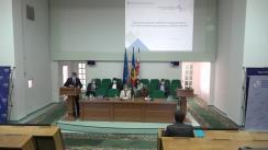 """Conferința științifică """"Managementul sănătății publice: realizări, provocări și perspective. In Memoriam prof. Eugen Popușoi"""", ziua a III-a"""