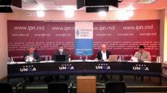 """Dezbaterea publică organizată de Agenția IPN la tema """"Acțiunile guvernării în raport cu instituțiile de reglementare și de control: între decapturare și derapaje democratice"""""""