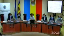 Ședința Comisiei Electorale Centrale din 20 septembrie 2021