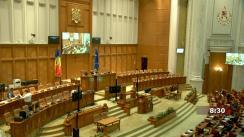 Ședința în plen a Camerei Deputaților României din 21 septembrie 2021