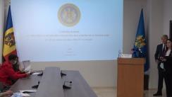 Conferință de presă organizată de Agenția Națională pentru Reglementare în Energetică cu privire la stabilirea prețurilor la produsele petroliere și aplicarea legislației în vigoare