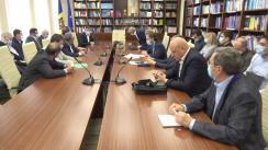 Audieri publice organizate de Comisia economie, buget și finanțe asupra proiectului Codului urbanismului și construcțiilor nr. 254 din 06.06.2016