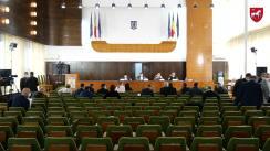 Ședința ordinară a Consiliului Județean Iași din 22 septembrie 2021