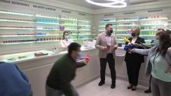 Lansarea campaniei de informare a vaccinării împotriva COVID-19 în farmacii