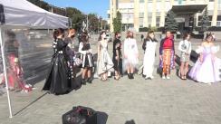 Marșul Curățeniei organizat de Organizația de Femei a PAS