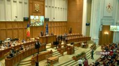 Ședința în plen a Camerei Deputaților României din 27 septembrie 2021