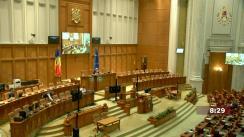Ședința în plen a Camerei Deputaților României din 28 septembrie 2021