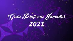 Gala Profesor Inovator Tekwill - Chișinău