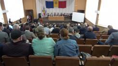 Discuții publice privind situația din domeniul construcțiilor din municipiul Chișinău