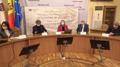 """Conferința de presă privind organizarea celei de-a XXV-a ediții a Festivalului – Concurs Internațional de Interpretare și Creație a Romanței """"Crizantema de argint"""""""