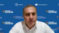 """Lansarea online """"Carta Albă a IMM-urilor din România"""", ediția nr. 19"""