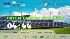 Green Energy Dialogue - Actions to follow (limba engleză)