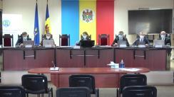 Ședința Comisiei Electorale Centrale din 1 octombrie 2021