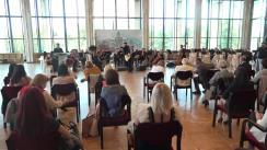 Concert festiv dedicat Zilei profesionale a lucrătorului din învățământ