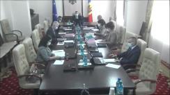 Ședința Consiliului Superior al Magistraturii din 5 octombrie 2021