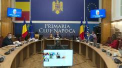 Ședința ordinară a Consiliului Local Cluj Napoca din 4 octombrie 2021