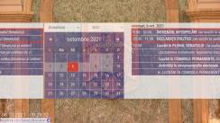 Ședința în plen a Senatului României din 6 octombrie 2021