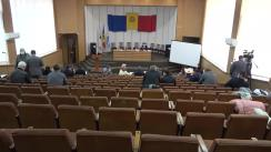 Ședința Consiliului Municipal Chișinău din 7 octombrie 2021