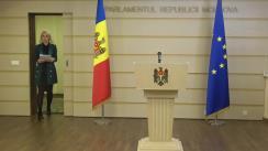 Briefing de presă al deputaților din Fracțiunea Partidului ȘOR