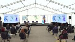 Vizita Președintelui României Klaus Iohannis la Centrala Nuclearoelectrică de la Cernavodă (CNE)
