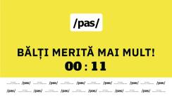 Lansarea în campanie electorală pentru funcția de primar al municipiului Bălți a candidatului PAS, Boris Marcoci