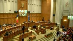 Ședința în plen a Camerei Deputaților României din 11 octombrie 2021
